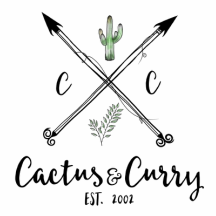 Cactus and Curry - Get your bloom on!